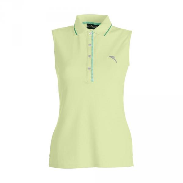 Polo Woman AMICA 59837 PEA GREEN Chervò