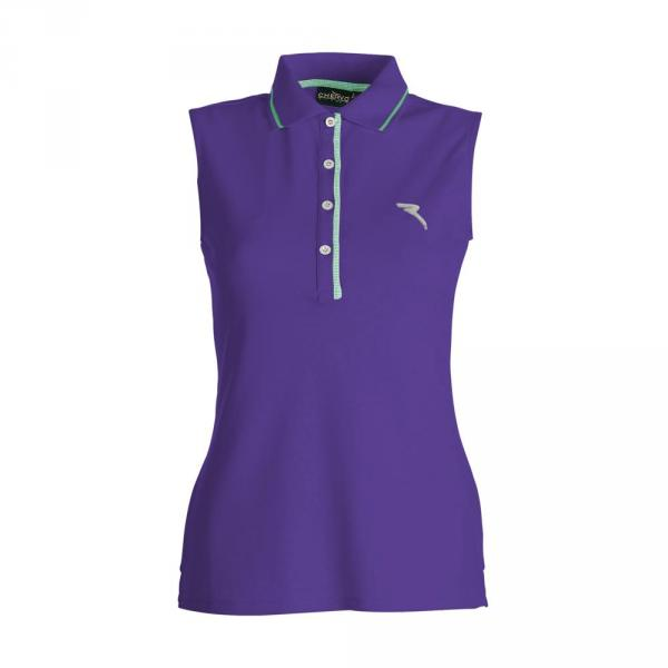 Polo Woman AMICA 59837 JAZZ PURPLE Chervò