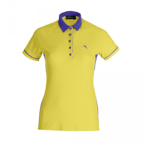 Polo Woman ANGIE 59833 CITRON YELLOW Chervò