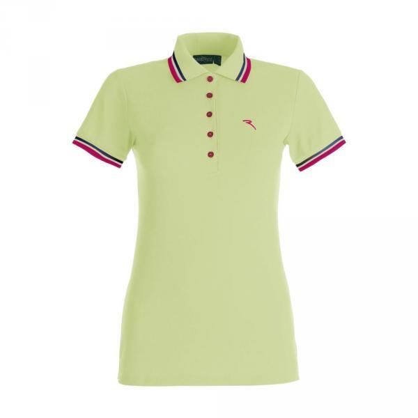 Polo Woman ANGUELANEW 56720 PEA GREEN Chervò