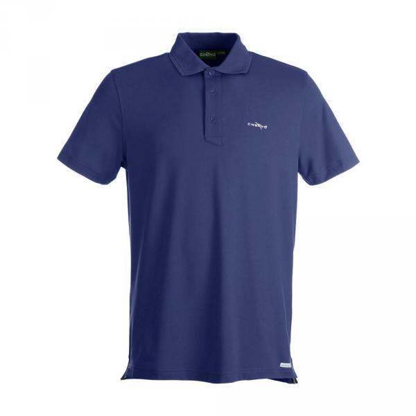 Polo Homme ARITMO 59356 ADMIRAL BLUE Chervò