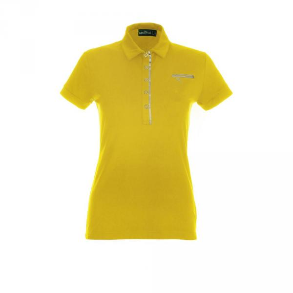 Polo Woman ASOLO 59733 CITRON YELLOW Chervò