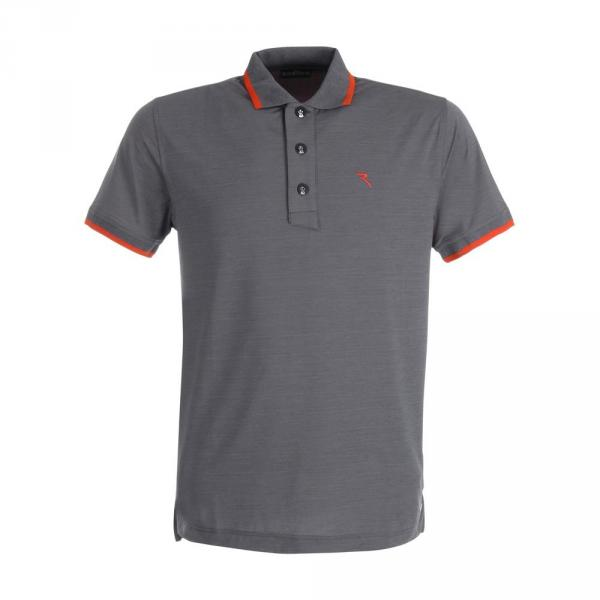 Polo Man ASPETTO 59511 GREY Chervò