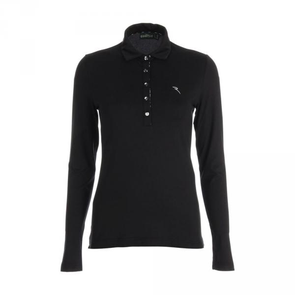 Polo Woman ATIPIC 59723 BLACK Chervò