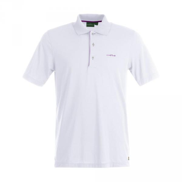 Polo Man ATOMO 59337 White Chervò