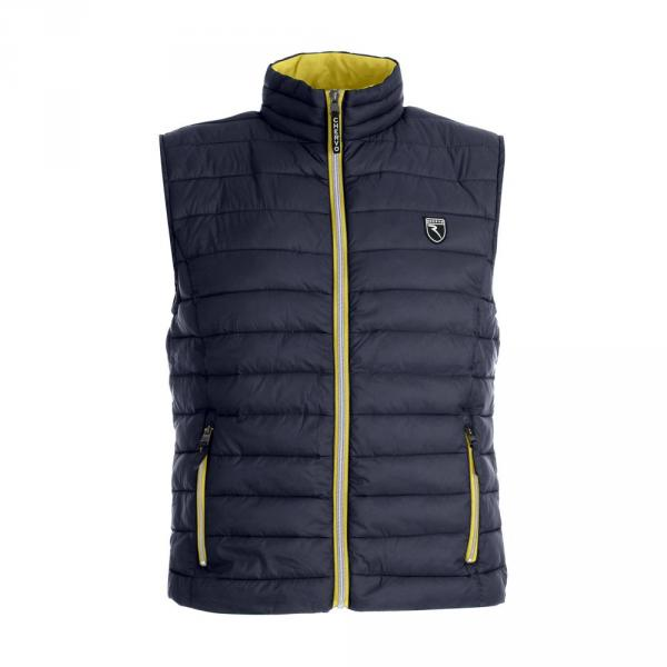 Vest Man EDGAR 60877 BLUE NAVY Chervò