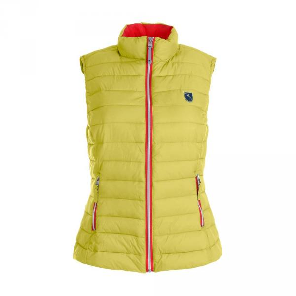 Vest Woman ELLIS 60879 CITRON YELLOW Chervò