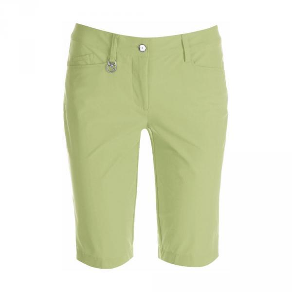Shorts Woman GOCCETTO 60002 PEA GREEN Chervò