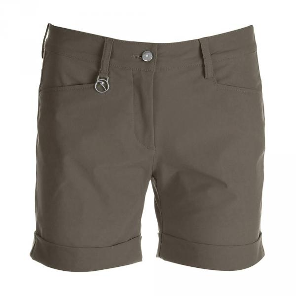 Shorts Woman GOMITOLO 59750 WOOD BROWN Chervò