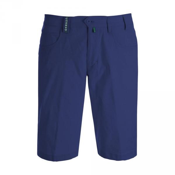Shorts Uomo + Bambino GRIGOLIN 59268 ADMIRAL BLUE Chervò