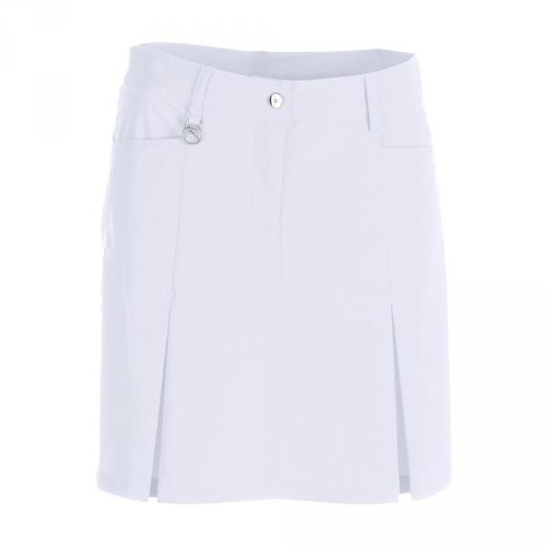Skirt Woman JAMILA 59751 White Chervò