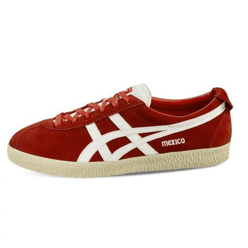 Onitsuka Tiger Schuhe Mexico Delegation  Unisexmode Red