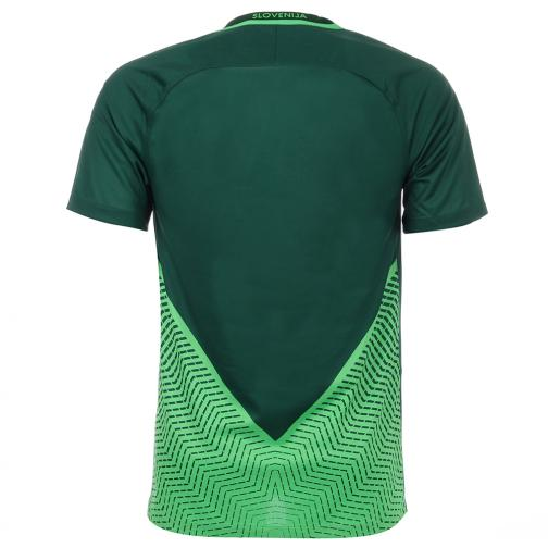 Nike Maillot De Match Home & Away Slovenia   16/18 LEGION PINE/LT GREEN SPARK/WHITE Tifoshop