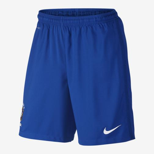 Nike Shorts Home & Away Brasil Juniormode  16/18 VARSITY ROYAL/CLEARWATER/WHITE
