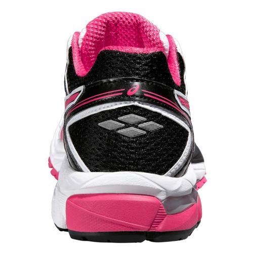 Asics Schuhe Gt-1000 4  Damenmode WHITE / AZALEA / BLACK Tifoshop