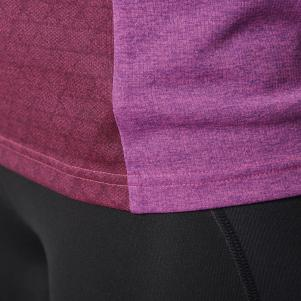 Adidas T-shirt Supernova Climachill  Damenmode