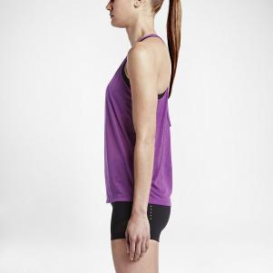 Nike Unterhemd Dri-fit Cool Breeze Strappy  Damenmode