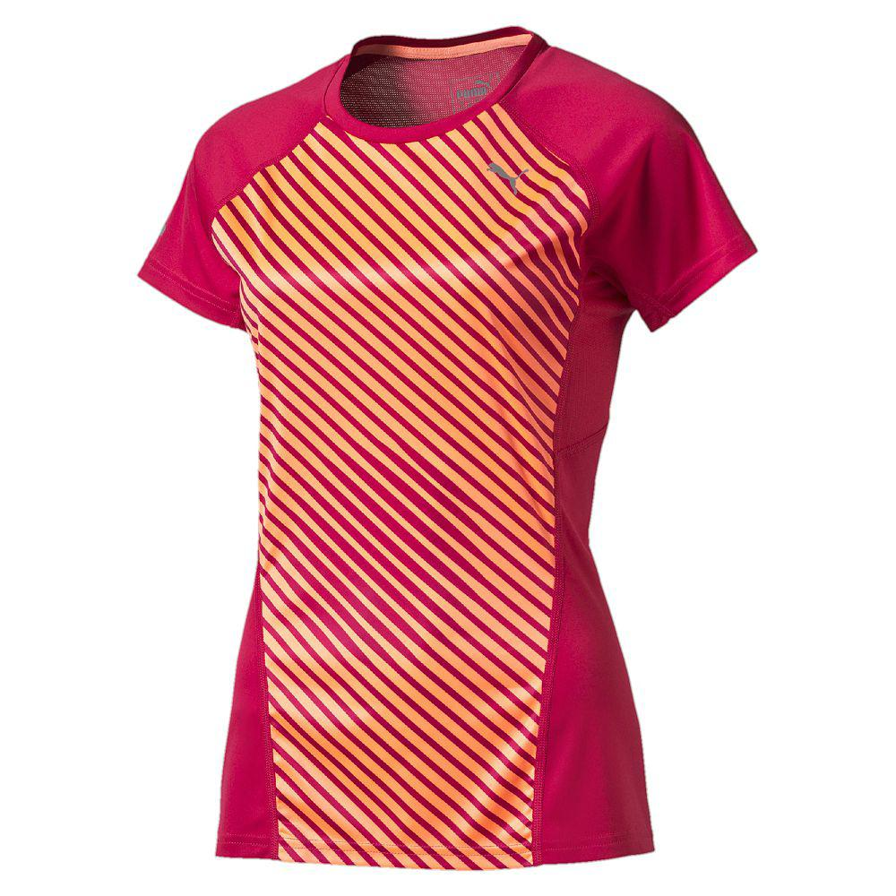 Puma T-shirt Graphic S/s Tee W  Donna