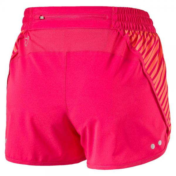 Puma Shorts Blast 3'' Short W  Femmes fluro peach-rose red Tifoshop