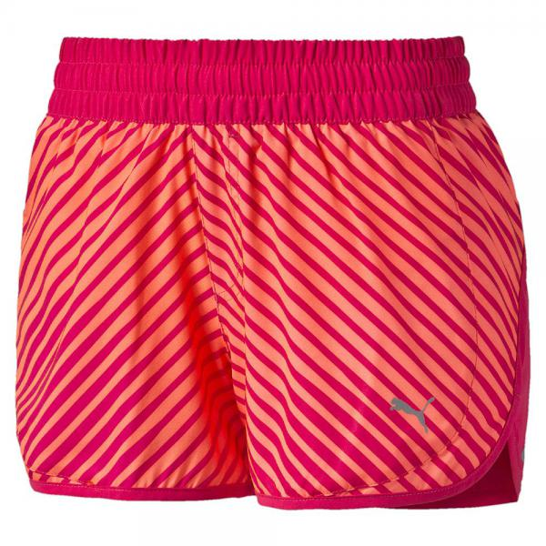 Puma Shorts Blast 3'' Short W  Femmes fluro peach-rose red
