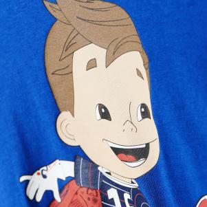 Adidas Originals T-shirt Mascot Graphic  Junior