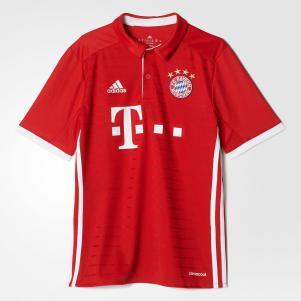 Adidas Maglia Gara Home Bayern Monaco Junior  16/17