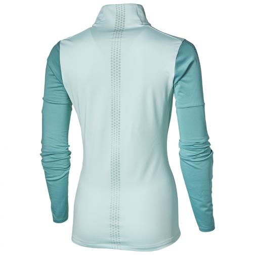 Asics Maillot Lite-show Winter Ls  Femmes SOOTHING SEA Tifoshop