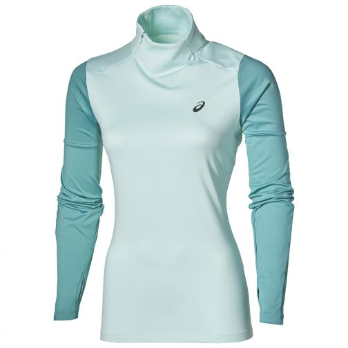 Asics Maillot Lite-show Winter Ls  Femmes SOOTHING SEA