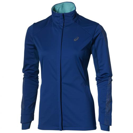 Asics Giacca Lite-show Winter Jacket  Donna Blu