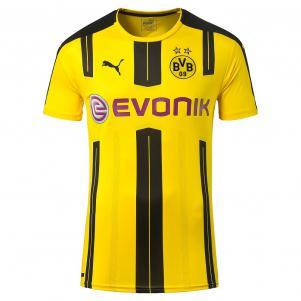 Puma Jersey Home Borussia Dortmund Junior  16/17