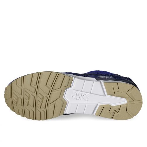 Asics Tiger Chaussures Gel-lyte V  Unisex BLUE PRINT / BLUE PRINT Tifoshop