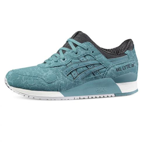 Asics Tiger Chaussures Gel-lyte Iii  Unisex KING FISHER / KING FISHER