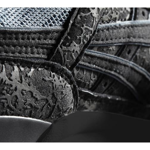 Asics Tiger Chaussures Gel-lyte Iii  Unisex BLACK / BLACK Tifoshop