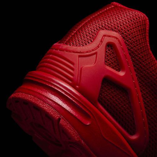 Adidas Originals Chaussures Zx Flux power red/power red/collegiate Tifoshop
