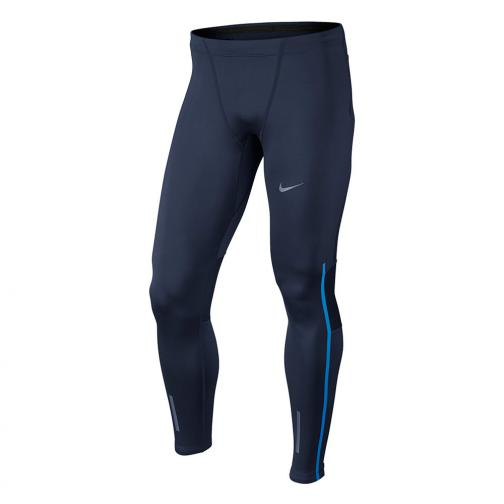 Nike Pantalone Tech Blu