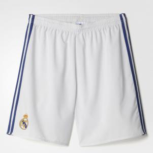 Adidas Pantaloncini Gara Home Real Madrid   16/17