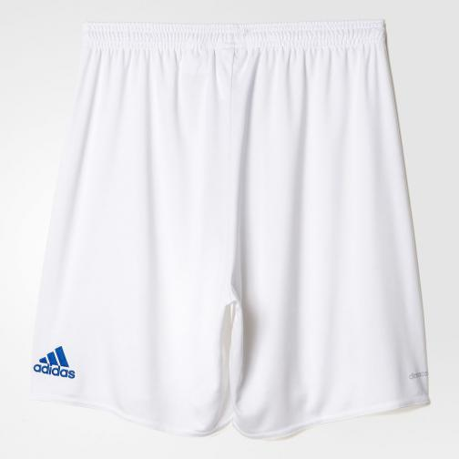 Adidas Shorts De Course Away Juventus   16/17 white/victory blues07 Tifoshop