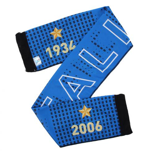 Italy Scarf Blue FIGC Store