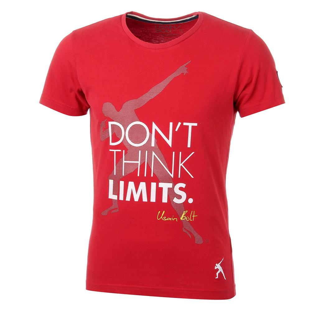 T-shirt Don't  Usain Bolt