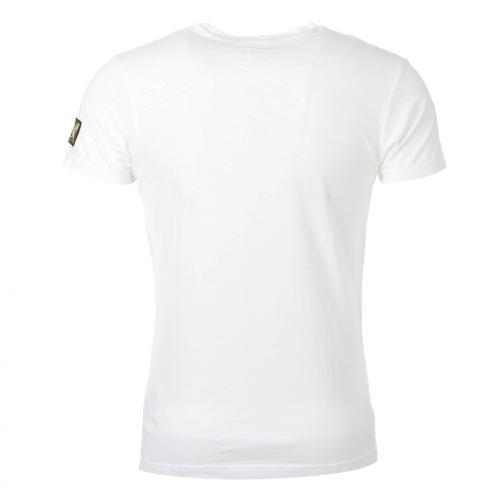 T-shirt  Usain Bolt Bianco Verde UsainBolt