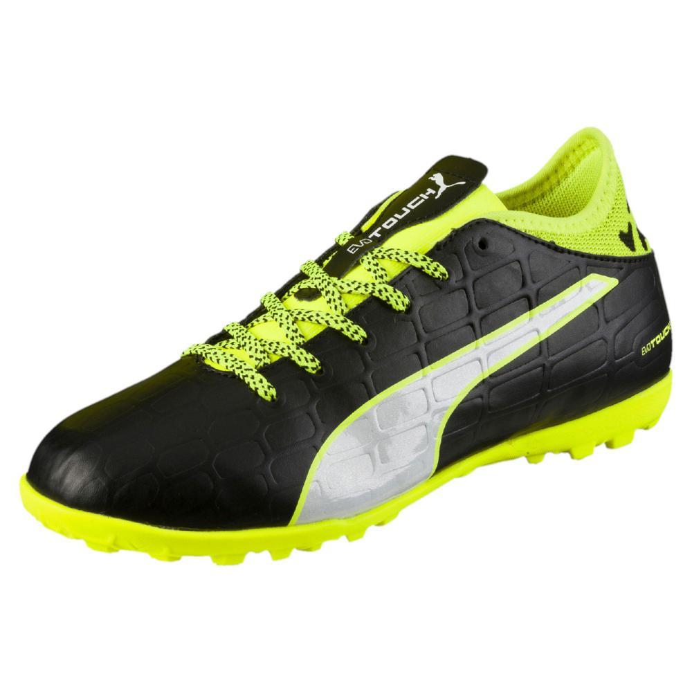Puma Chaussures De Futsal Evotouch 3 Tt Jr  Enfant