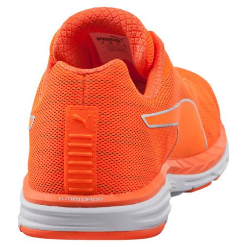 Puma Chaussures Speed 500 Ignite Nightcat Shocking Orange-Puma Silver-Shocking Orange Tifoshop