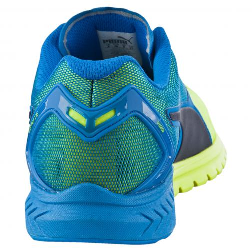 Puma Chaussures Ignite Dual Electric Blue Lemonade-Safety Yellow Tifoshop
