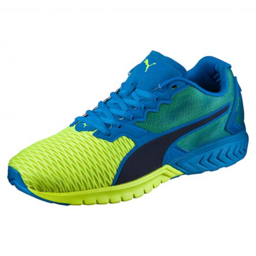 Puma Chaussures Ignite Dual Electric Blue Lemonade-Safety Yellow