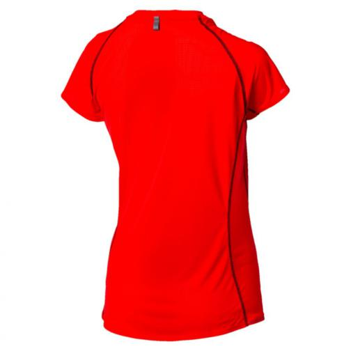 Puma T-shirt Pe_running_s/s Tee W  Donna Rosso Tifoshop