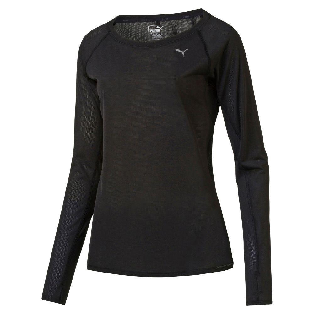 Puma T-shirt Pe_running_l/s Tee W  Femmes