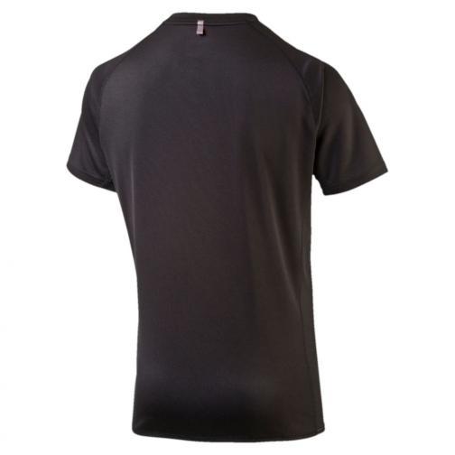 Puma T-shirt Pe_running_s/s Tee Nero Tifoshop