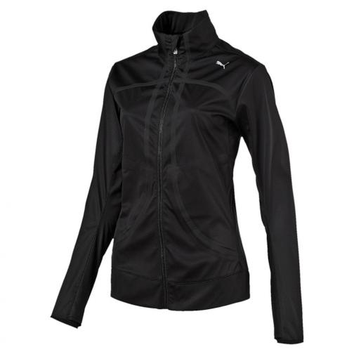 Puma Giacca Vent Thermo_r Runner Jkt W  Donna Nero