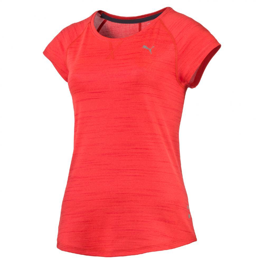Puma T-shirt Rebel-run S/s Tee W  Femmes