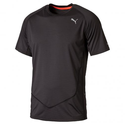 Puma T-shirt Faster Than You S/s Tee Puma Black